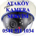 Ataköy Kamera Servisi