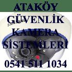 Ataköy Güvenlik Kamera Sistemleri