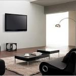 led tv televizyon duvara montajı