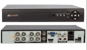güvenlik kamera kayıt cihazı