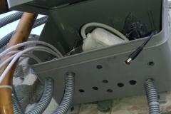 dagınık kablolar toplama